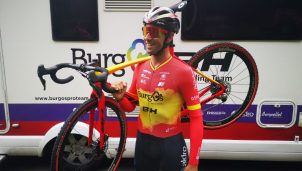 Dos top10 en tres carreras, el positivo balance de Felipe Orts en Bélgica