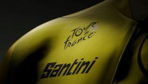 Santini vestirá de amarillo al Tour de Francia