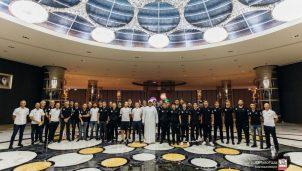 UAE Team Emirates empieza a trabajar pensando en 2022